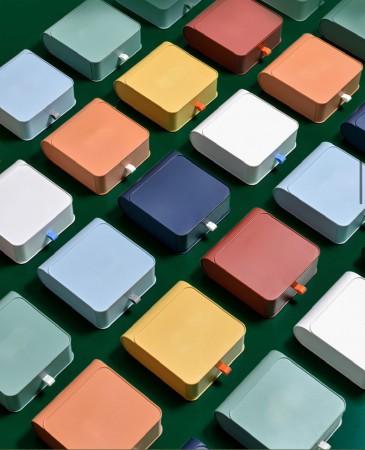 莫蘭迪多功能儲物收納盒可堆疊(預購商品)