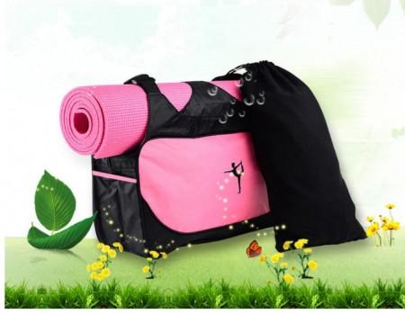 瑜伽包健身運動背包健身包游泳運動包旅行包(不含瑜伽墊)