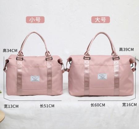 說走就走的小旅行 大容量旅行袋(大尺寸)運動袋(團購商品)