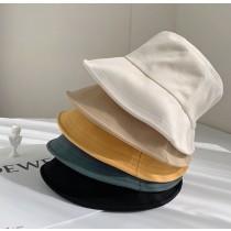 後側交叉設計感遮陽漁夫帽 (預購商品)