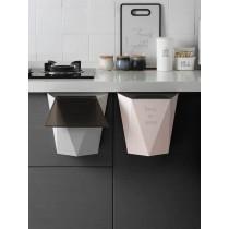 北歐風廚房壁掛式垃圾桶 回收桶 桌邊桶(預購商品)