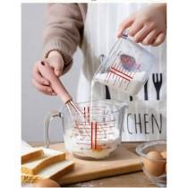 烹焙小道具 玻璃刻度量杯(預購商品)