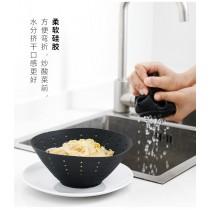 日本霜山洗菜濾水碗(預購商品)