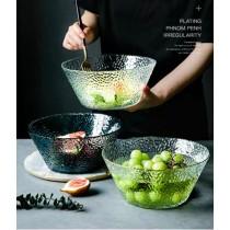 歐式錘紋沙拉碗(預購商品)