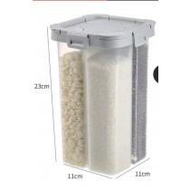 五穀雜糧密封分格儲存收納盒(團購商品)