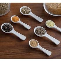 日本霜山 帶刻度的乾燥防潮硅藻土小茶匙(預購團購商品)14~21天寄出