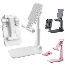 升級款可伸縮折疊平板手機支架 手機架 平板支架 懶人支架 直播 腳架 (預購團購商品)