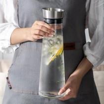 玻璃耐熱不銹鋼冷水壺