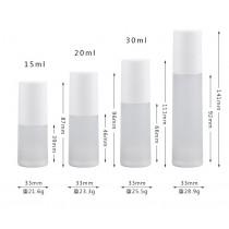 外出清潔必備 噴霧式真空分裝瓶 可裝酒精 重複使用 不易變質 20ML、30ML、50ML